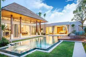 บ้านหรูพร้อมสระว่ายน้ำ