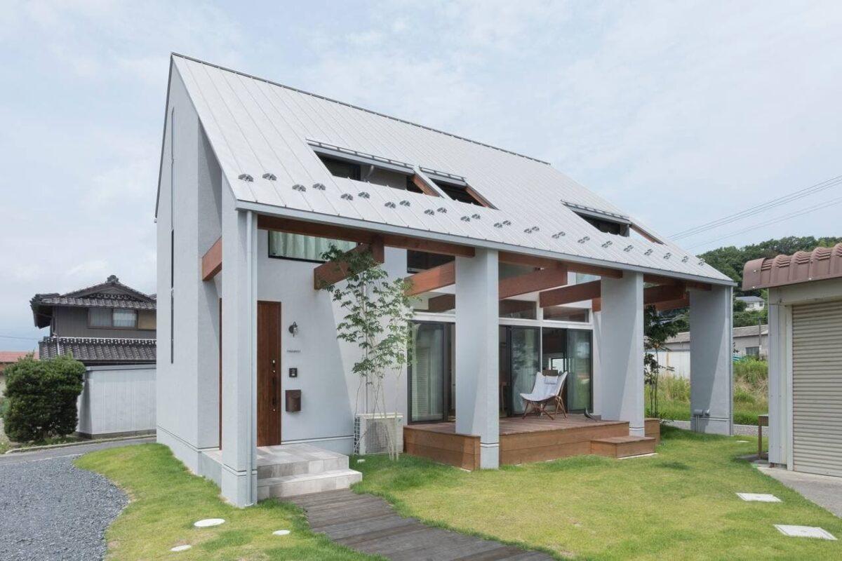บ้านไม้สไตล์ญี่ปุ่น สวยหรู